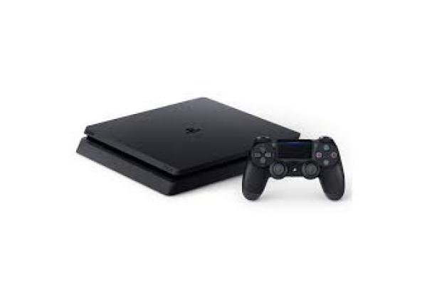 CONSOLA SONY PS4 SLIM 500GB BLACK
