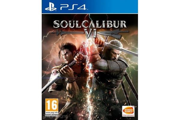 JUEGO SONY PS4 SOUL CALIBUR VI
