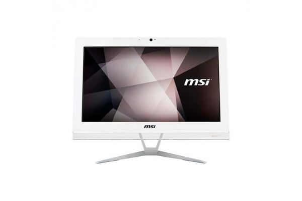AIO MSI PRO 20EX 8GL-001XEU 19,5 INTEL CEL N4000 4GB HD1TB FREEDOS