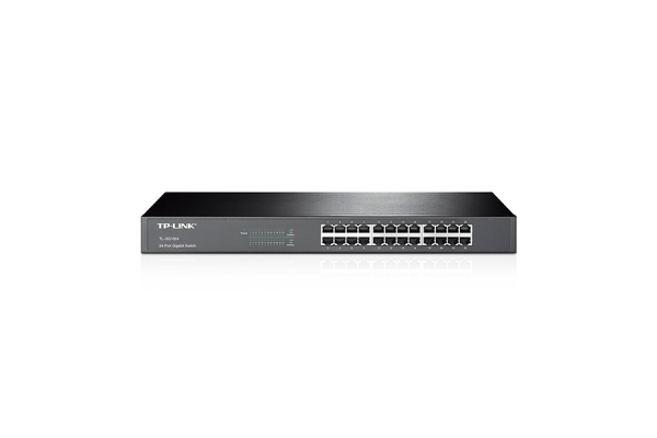 REDES TP-LINK GIGASWITCH 24 PTO TL-SG1024