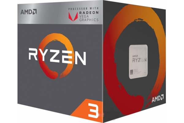 MICROPROCESADOR AMD RYZEN 3 2200G AM4 3,5GHZ VEGA GRAPHICS