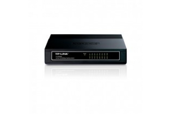 REDES TP-LINK SWITCH 16 PTOS TL-SF1016D