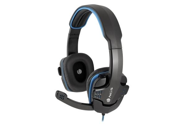AURICULAR CON MC NGS GHX-505 BLUE