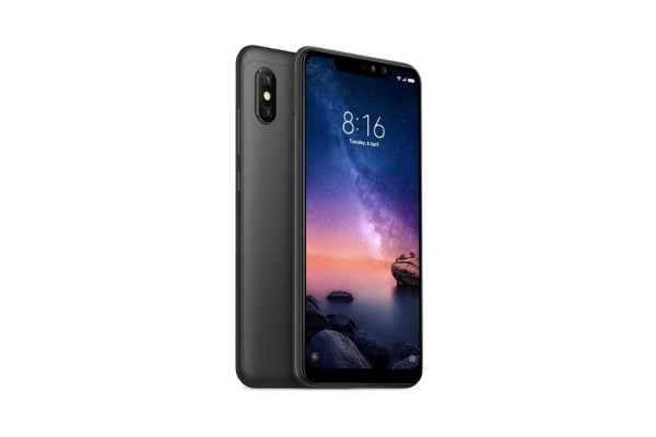 MOVIL SMARTPHONE XIAOMI NOTE 6 PRO 4/64GB BLACK
