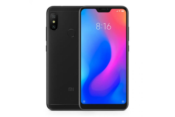 MOVIL SMARTPHONE XIAOMI NOTE 6 PRO 4 64GB BLACK