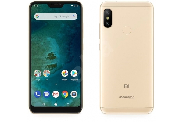 MOVIL SMARTPHONE XIAOMI A2 4 64GB GOLD