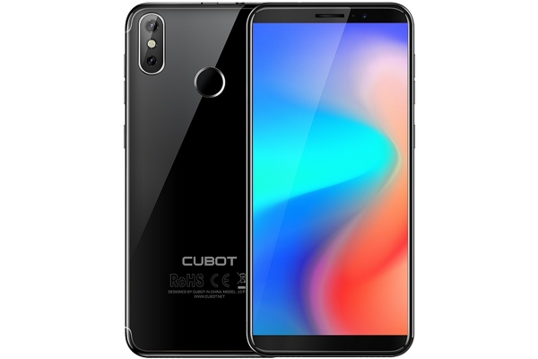 MOVIL SMARTPHONE CUBOT J3 1 16GB BLACK