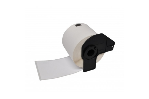 CINTA NEUTRA BROTHER PAPEL 12MM BLANCA DK22214