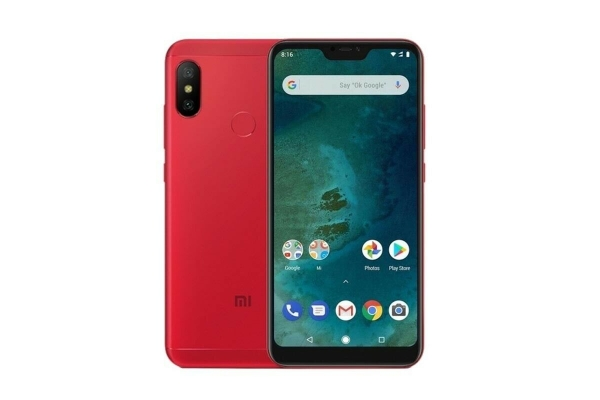 MOVIL SMARTPHONE XIAOMI A2 4 64GB ROJO