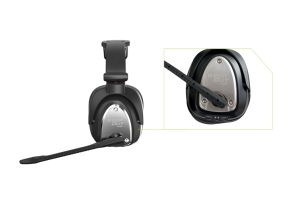 AURICULAR GAMING CON MC KEEP OUT 7.1 HXAIR PC/PS4/XBOX/OP