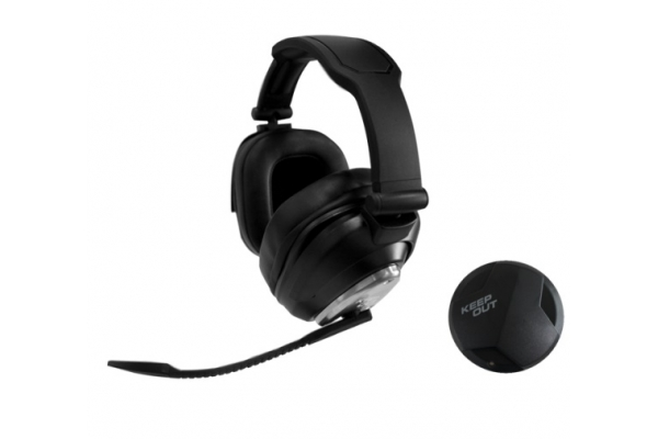 AURICULAR GAMING CON MC KEEP OUT 7.1 HXAIR PC PS4 XBOX OP