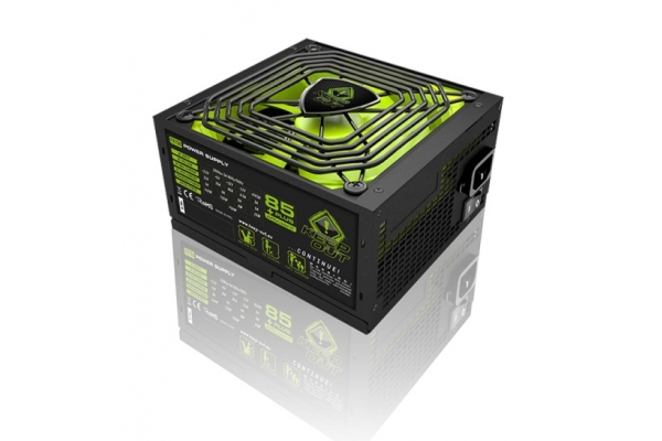 FUENTE GAMING 700W KEEP OUT FX700V2 PFC ACTIVO 85+