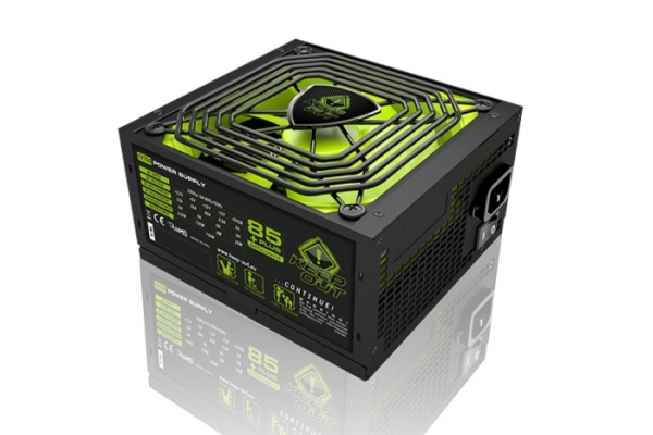 FUENTE GAMING 900W KEEP OUT FX900 PFC ACTIVO 85+