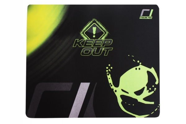 ALFOMBRILLA GAMING KEEP OUT R1 250X210X3MM