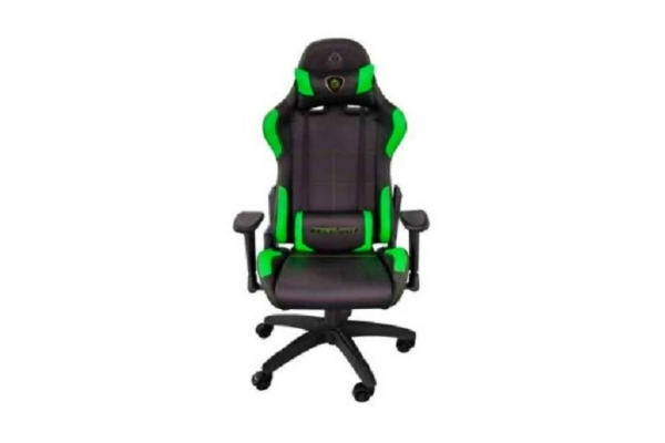 SILLA GAMING KEEP OUT XS200PROG GREEN BLACK