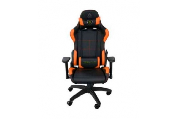 SILLA GAMING KEEP OUT XS200PROO ORANGE BLACK