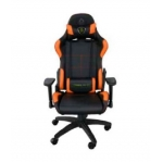 SILLA GAMING KEEP OUT XS200PROO ORANGE/BLACK