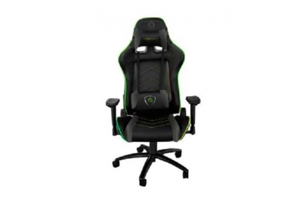 SILLA GAMING KEEP OUT XS400PROG GREEN BLACK
