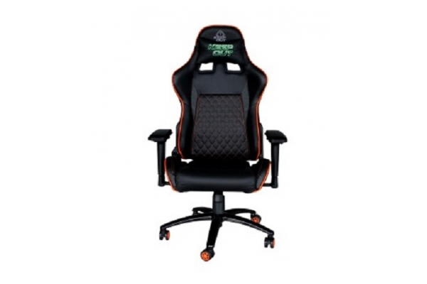 SILLA GAMING KEEP OUT XS700PROO ORANGE BLACK