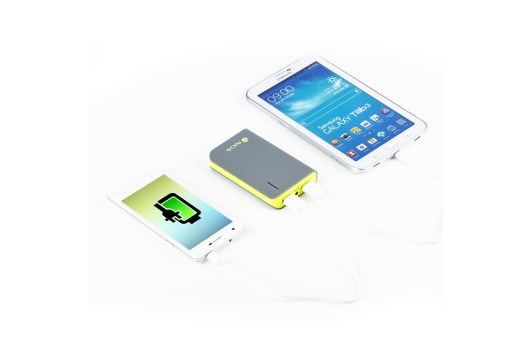 POWERBANK NGS POWERPUMP 6600 LEMON