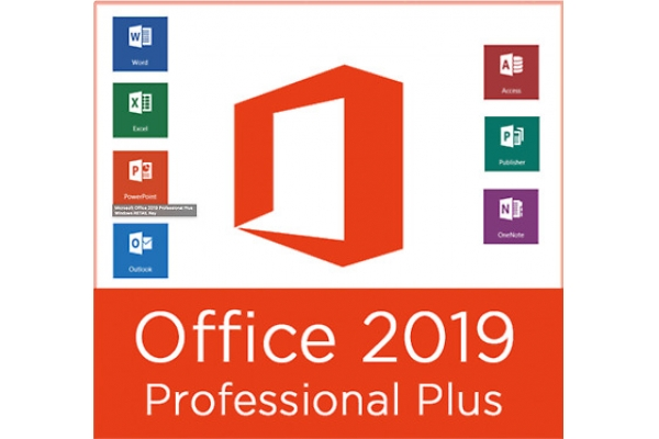 SOFTWARE OFFICE 2019 PRO LICENCIA DIGITAL NO CD