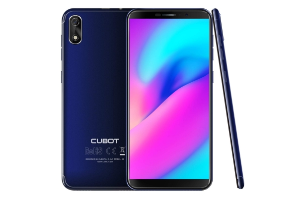 MOVIL SMARTPHONE CUBOT J3 1 16GB BLUE
