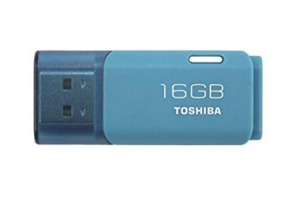 PEN DRIVE TOSHIBA 16GB 2.0 AQUA THN-U202L0160E4