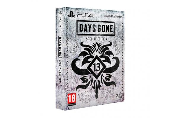 JUEGO SONY PS4 DAYS GONE EDICION ESPECIAL
