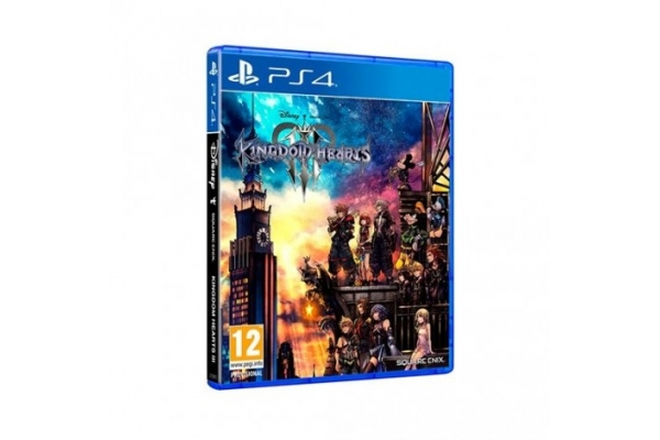 JUEGO SONY PS4 KINGDOM HEARTS 3.0