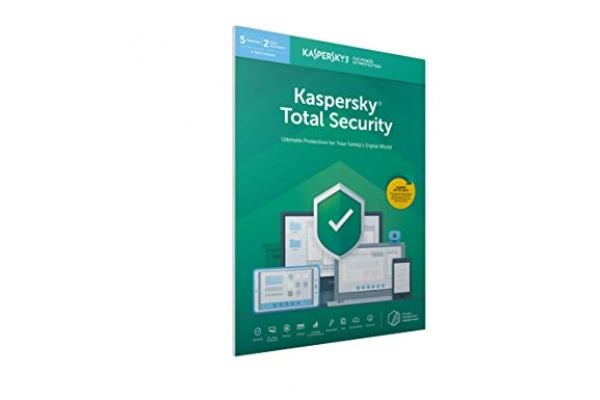 Kaspersky Internet Security 5-Dispositivos 1 año