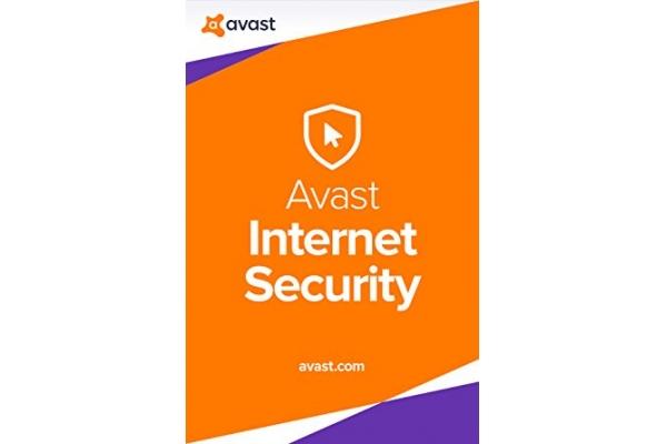 avast! Internet Security 1-Desktop 3 year
