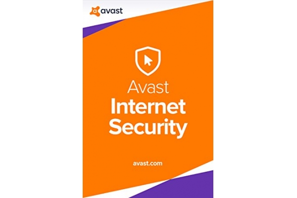 avast! Internet Security 1-Desktop 2 year