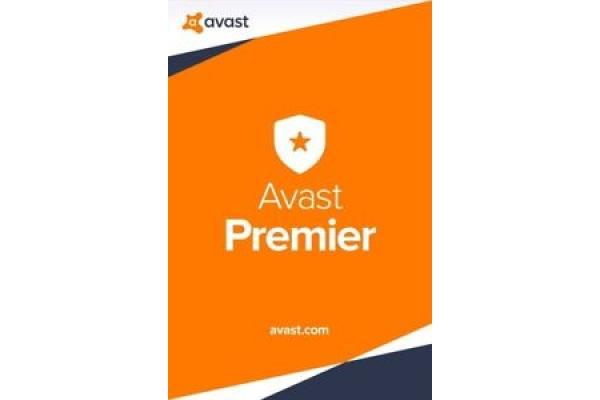 avast! Premier 3-Desktop 1 year