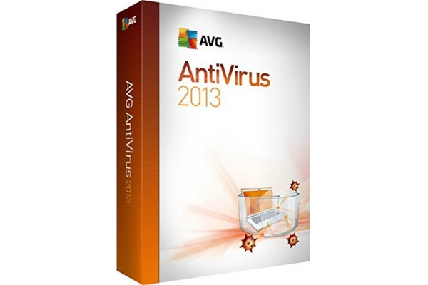 AVG Anti-Virus 2013 1-Desktop 2 year