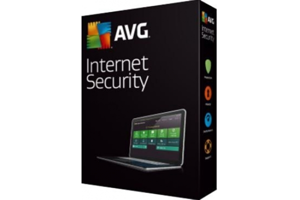 AVG Internet Security 5-PC 2 year