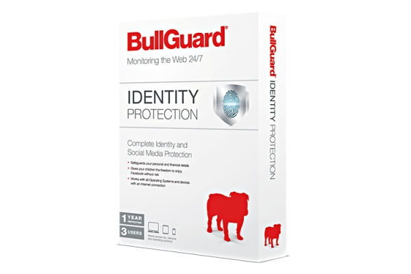 BullGuard IDentity Protection 3-PC 1 year