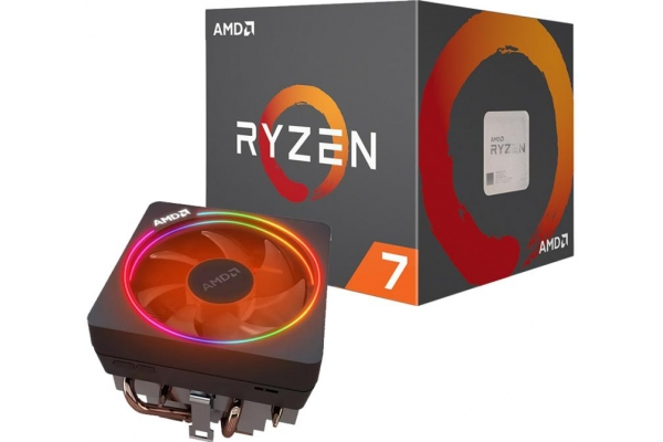 MICROPROCESADOR AMD RYZEN 7 AM4 2700X 3.7Ghz 4.3Ghz 8CORE