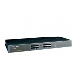 REDES TP-LINK SWITCH 24 PTOS TL-SF1024D RACK