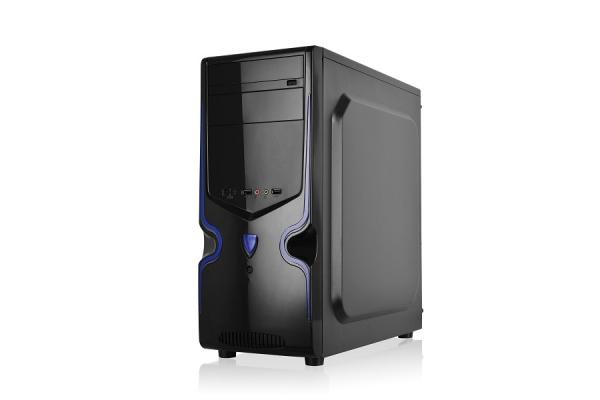 PC RLM MEDIUM SSD CYGNUS INTEL I3 8100 8GB SSD240 FREEDOS