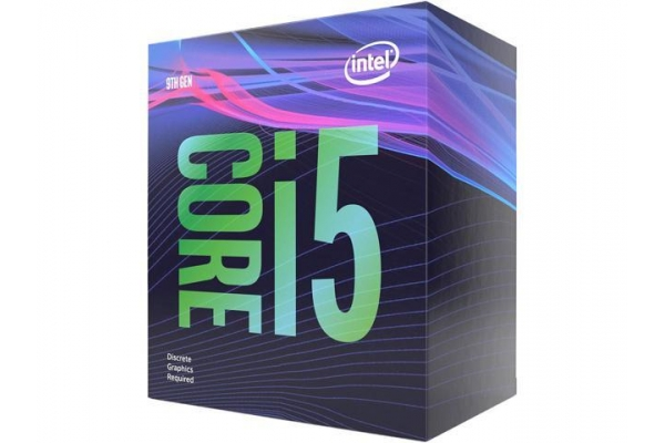 MICROPROCESADOR INTEL 9 GEN. 1151 CORE I5 9400F 2,9 GHZ SIN CHIP GRAFICO