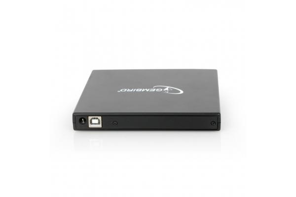 REGRABADORA DVD EXTERNA GEMBRID USB DVD-USB-02