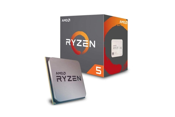 PROCESADOR AMD AM4 RYZEN 5 2600 3.4GHZ 19MB BOX (sin chip grafico)