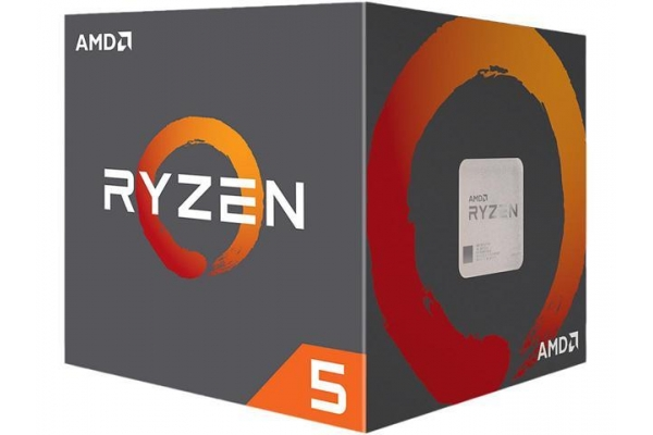 MICROPROCESADOR AMD AM4 RYZEN 5 2600X