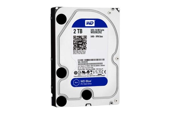 HD 3,5 2TB WESTERN DIGITAL BLUE WD20EZRZ