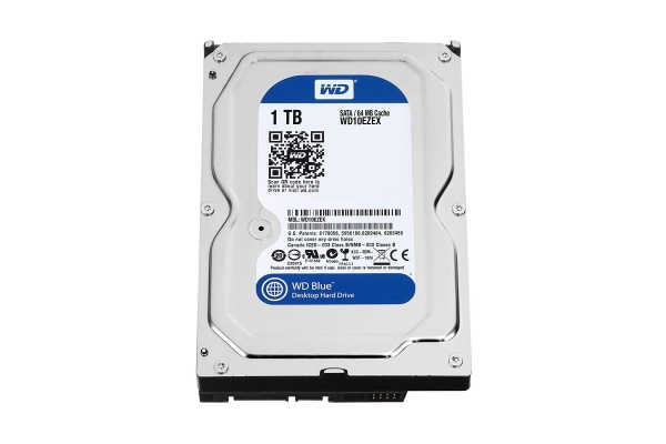 HD 3,5 1TB WESTERN DIGITAL BLUE WD10EZEX