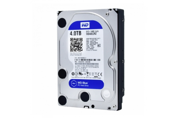 HD 3,5 4TB WESTERN DIGITAL BLUE WD40EZRZ