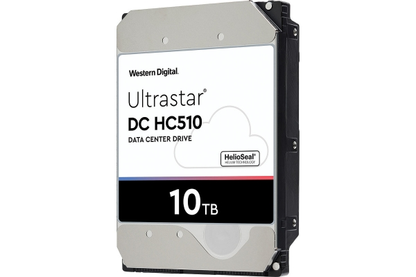 HD 3,5 10TB WESTERN DIGITAL ULTRASTAR DC HC510 DATACENTER