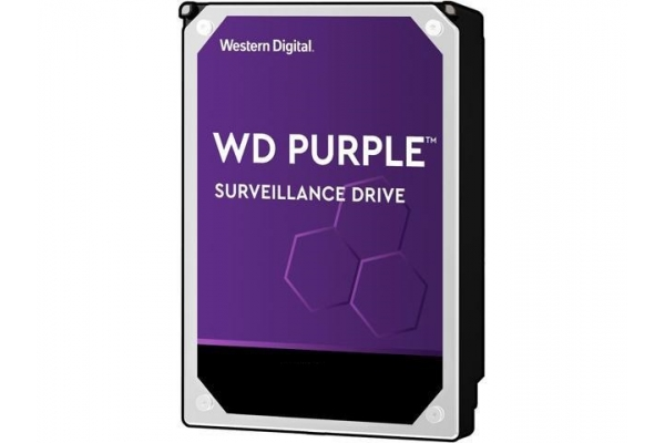 HD 3,5 10TB WESTERN DIGITAL PURPLE