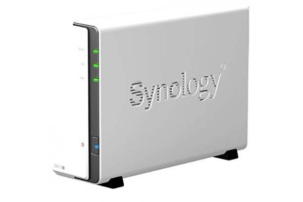 SERVIDOR NAS SYNOLOGY DS119J DISKSTATION 1 BAY