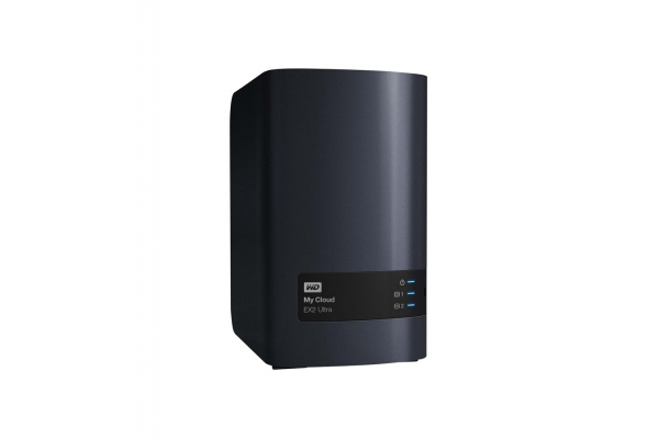 SERVIDOR NAS 4TB WESTERN DIGITAL MY CLOUD EX2 ULTRA